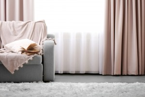 Rugs and Curtains